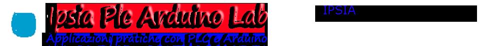 IPSIA PLC Arduino Lab